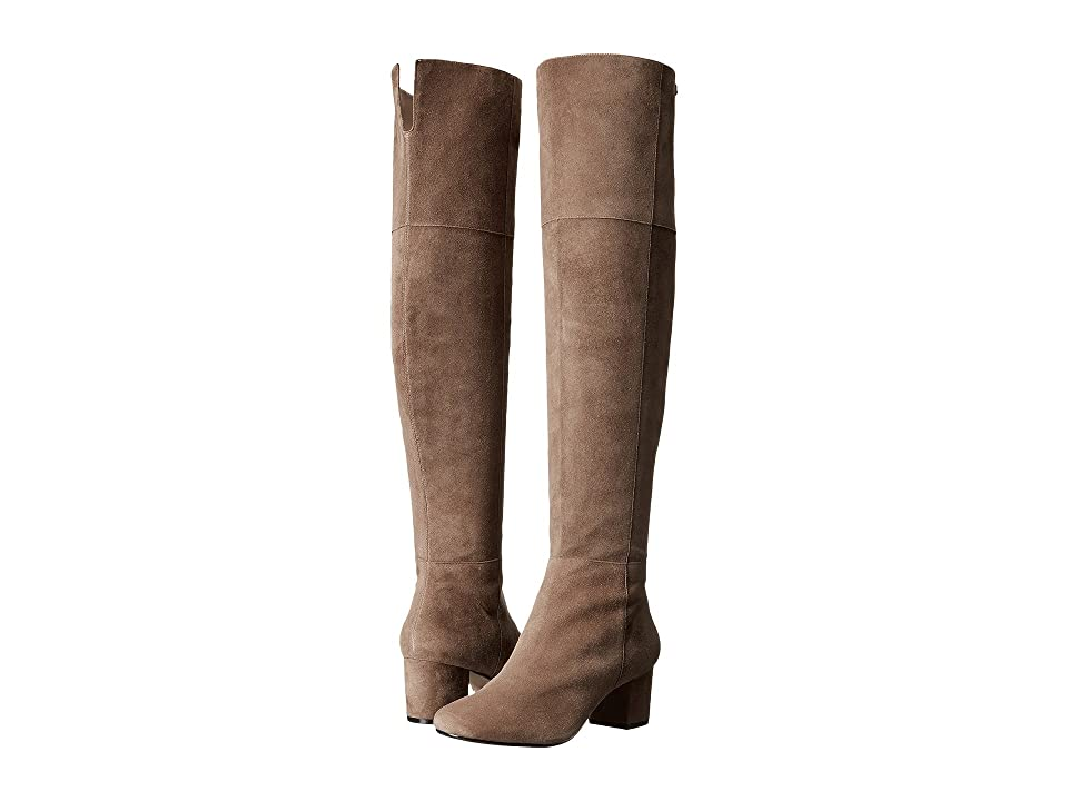 Dune London Sanford (Taupe Suede) Women