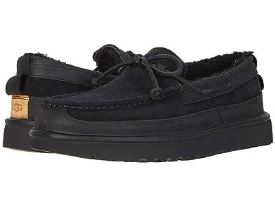 UGG Dex Lace Slip-On (Black TNL) Men