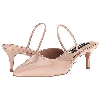 Steven Krisp (Nude Patent) High Heels