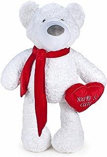 Famosa Softies - Oso Corazón, 100 cm 700014900