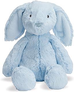"Manhattan Toy Lovelies Blue Bailey Bunny Stuffed Animal, 8"""