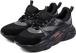 Zapatas Deportivos para Damas Women Shoes Sneakers Leather Mesh Walking Boots