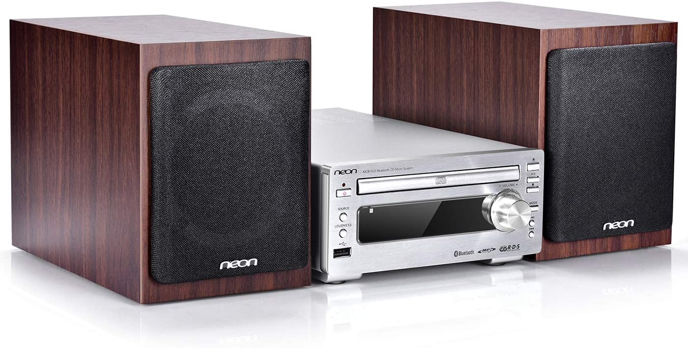 Popularity Bluetooth Stereo Luxury goods System - Music Streaming Players w CD