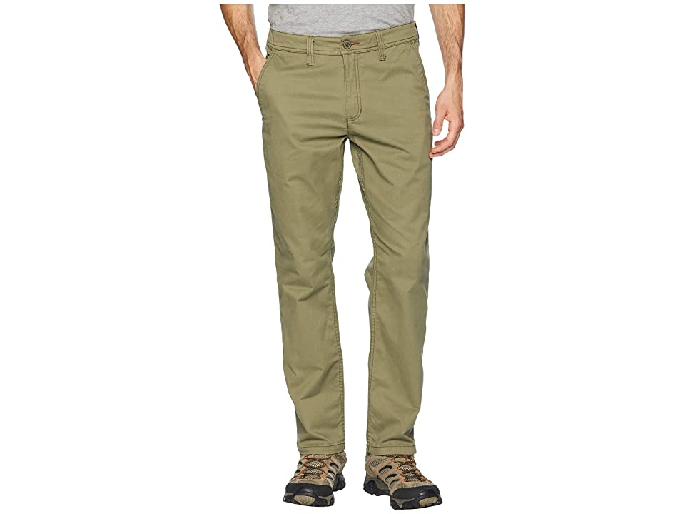 Toad&Co Mission Ridge Pant (Rustic Olive) Men
