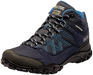 Regatta Women's Edgepoint Mid Waterproof Hiking Boot Low Rise
