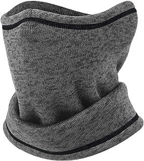 Magic Headband Winter Fleece Wool Neck Warmer Gaiter Half Face Mask Cold Weather Scarf Hood Snowboard Bicycle Bandana Headwear