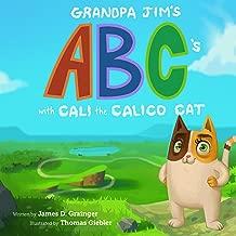 Grandpa Jim's ABC's with Cali the Calico Cat