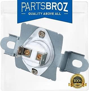 6931EL3003D Hi-Limit Thermostat for LG & Kenmore Dryers by PartsBroz - Replaces Part Numbers AP4440975, 1268366, AH3530485, EA3530485, PS3530485