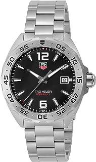 [タグ・ホイヤー] 腕時計 Formula1 WAZ1112.BA0875 メンズ 並行輸入品 シルバー