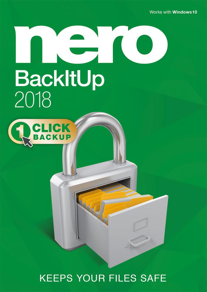 Nero BackItUp 2018 [Download]