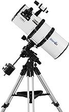 Zoomion Genesis 200/800 EQ-4 telescopio astronómico para