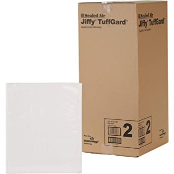 9.5 Width 14 Length 9 1//2 x 14 1//2 White 9 1//2 x 14 1//2 9.5 Width 14 Length Box Partners Partners Brand PAB922 Jiffy Tuffgard Extreme Bubble Lined Poly Mailers Pack of 50