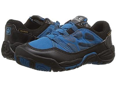 Jack Wolfskin Kids Jungle Gym Texapore Low (Toddler/Little Kid/Big Kid) (Snake) Boys Shoes