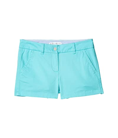 Southern Tide 3 Leah Shorts (Crystal Blue) Women
