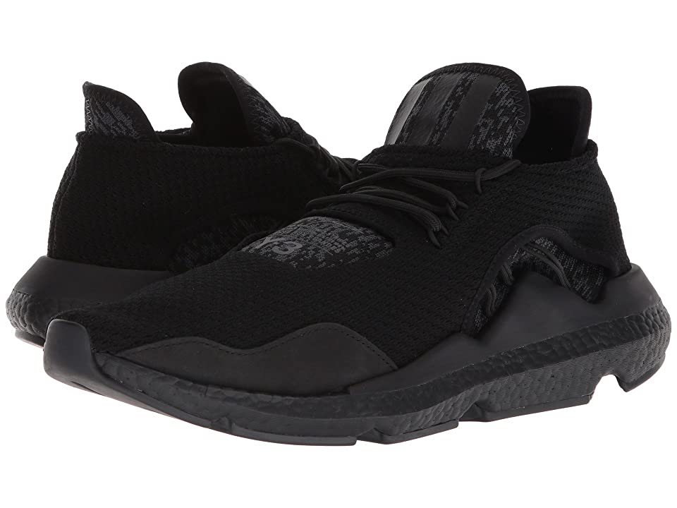 adidas Y-3 by Yohji Yamamoto Saikou (Core Black/Core Black/Core Black) Shoes