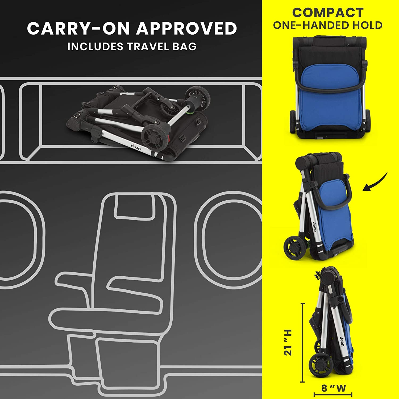 Jeep Arrow Travel Stroller by Delta Children, Cobalt Blue