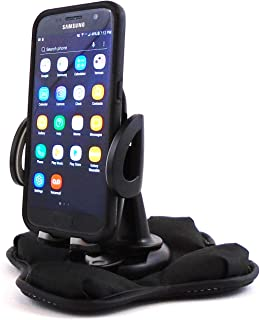 Dashboard Beanbag Friction Mount with Car Phone Holder
