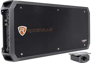 Rockville RXD-M5 Competition 8000 Watt/4000W RMS Mono 1 Ohm Amplifier Car Amp
