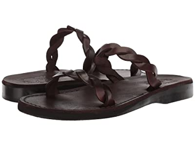 Jerusalem Sandals Joanna (Brown) Women