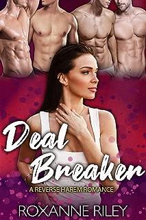 Deal Breaker: A Reverse Harem Romance (Backstage Girls Book 1)