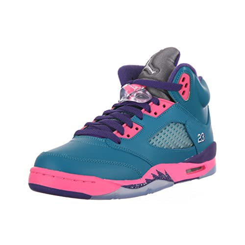 designer fashion 0487c 488cb Girls Air Jordan 5 Retro (GS) - 4.5Y