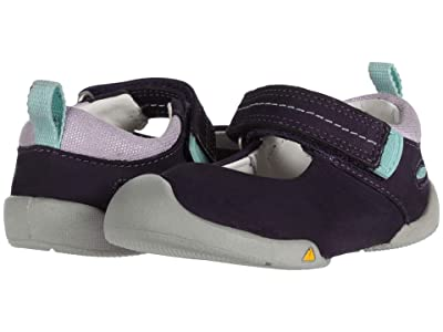 Keen Kids Pep Mary Jane (Toddler) (Purple Plumeria/Sweet Lavender) Girl