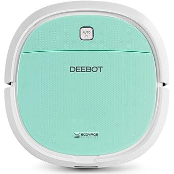 Ecovacs Robotics Deebot Mini - Robot aspirador ultrafino con aspiración directa (optimizado para pelo de mascotas): Amazon.es: Hogar