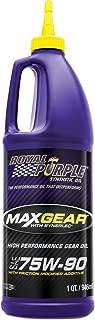Royal Purple ROY01300 Max GEar 75W90 Synthetic Lube, 1 Quart