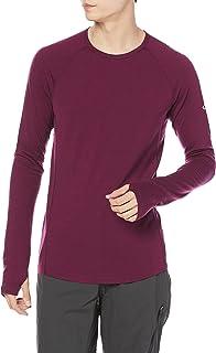 [アイスブレーカー] Tシャツ 150 ゾーン ロングスリーブ クルー メンズ