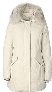 Woolrich Luxury Fashion Womens WWCPS2834UT05738254 White Down Jacket | Fall Winter 19