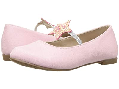 Elephantito Ballerina with Star (Toddler/Little Kid/Big Kid) (Pink) Girl