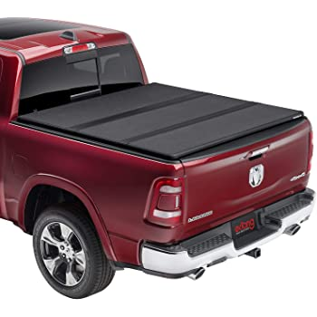 Amazon Com Extang Solid Fold 2 0 Hard Folding Truck Bed Tonneau Cover 83461 Fits 2015 20 Toyota Tundra W Rail System 5 6 Bed Automotive