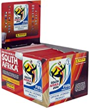 2010 FIFA World Cup South Africa Soccer Sticker Box - 100 packs