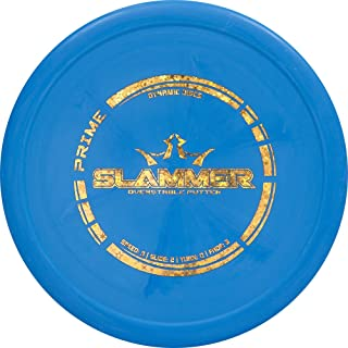 Dynamic Discs Prime Slammer Putter Golf Disc [Colors May Vary]
