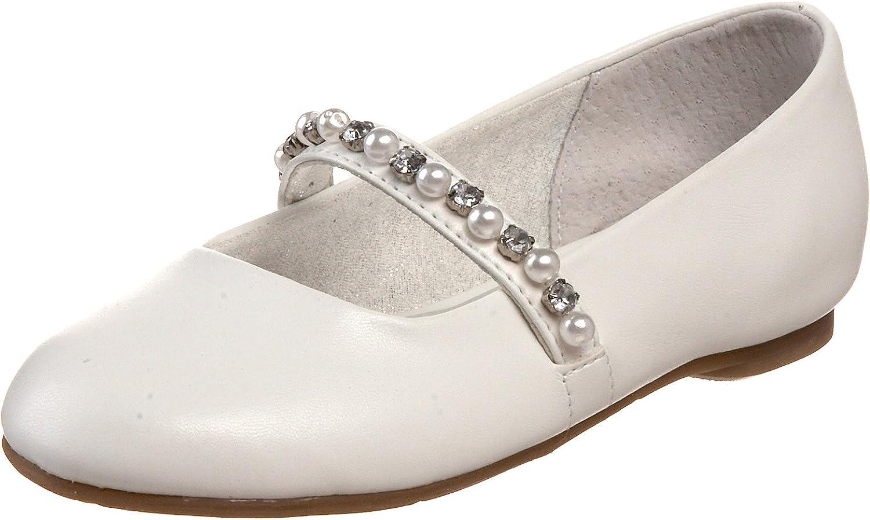 Nina Nataly Ballet Flat (Toddler (Toddler Little Kid),Weiß Smooth,11.5 M US Little Kid  Großhandelspreis und zuverlässige Qualität