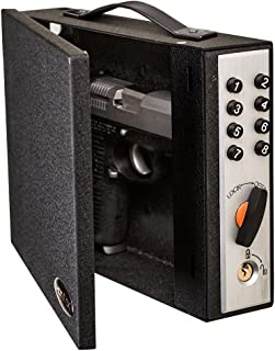 Best push button pistol safe Reviews