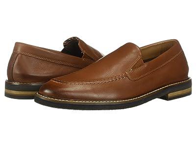 Bostonian Dezmin Step (Tan Leather) Men