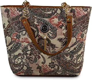 Deefly Women's Handbag Shoulder | Brown