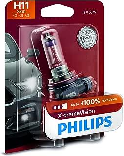 Philips X-tremeVision Upgrade Foco para faros delanteros, H11