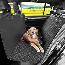 KYG Cubierta de Asientos de Coche Impermeable para Perros Protector de Mascotas de Estilo Hamaca Funda de Asientos Antideslizante y Comodo Manta Animal de Coche para Coche Camión SUV para Viajes