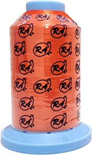 40wt//220 yd Madeira 9840-2053 Rayon Embroidery Thread Ombre Oranges