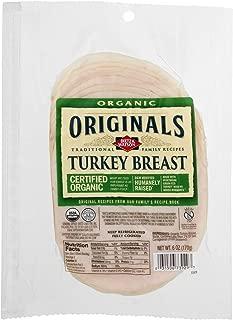 pre packaged turkey slices
