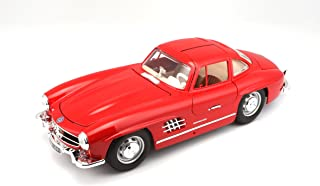 1: 18 MERCEDES-BENZ 300 SL (1954) (Colors May Vary)