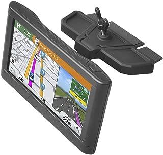 Sturdy CD Slot GPS Car Mount, Alternative Replacement Mounting Base Holder for 3.5-7 inch Garmin Nuvi Dezl Drivesmart DriveLuxe Navigator