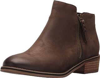 Blondo Women's Liam Waterproof Ankle Boot, Dark Taupe Nubuck, 7.5 W US