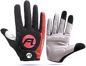 Lingge Touchscreen-handschoenen, fietsen, hardlopen, touchscreen, anti-slip, zonwering, hoge temperatuurweerstand, mountai...