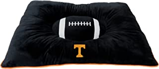 Pets First Collegiate Pet Accessories, Dog Bed, Tennessee Volunteers, 30 x 20 x 4 inches