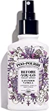Poo-Pourri Before-You-Go Toilet Spray, Lavender Vanilla Scent, 4 oz