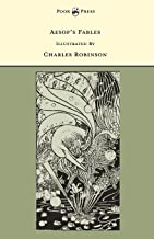 Aesop's Fables - Illustrated by Charles Robinson (The Banbury Cross Series) (English Edition)