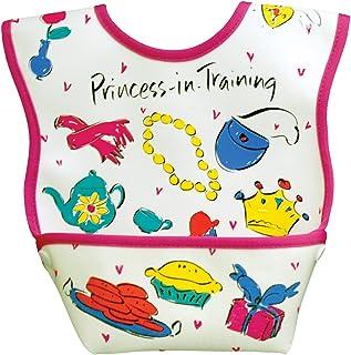 Dex Baby Dura Bib - Stage 1 - Small 3 - 12 Months (Princess In Training)